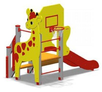 Жирафы и слоны